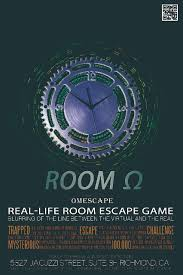 omescape real room escape game theme 1 room ω omescape