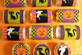 Free Printable Halloween Candy Bar Wrappers by Craft Of The Day Halloween Printables To Personalize Your Candy