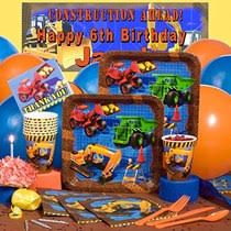construction party supplies construction birthday theme construction birthday party