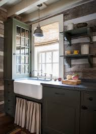 sewanee cabin tammy connor interior design