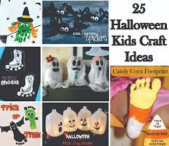halloween edible crafts 25 fantastic halloween kids craft ideas