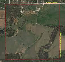 lipan map aerial map 268 acre gorgeous property 801 road lipan