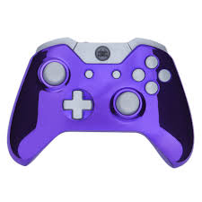 xbox one controller seahawks chrome purple xbox one getgripped controller