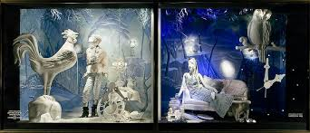 Christmas Window Decorations London by The History Of Department Store Holiday Window Displays Zady Com