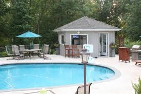 small pool house designs choosing the appropriate pool house