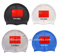 Customized Flag Customized All Country Flag Silicone Swim Cap Italy Australia