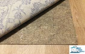 Rug Pad For Laminate Floor Shop Reversible Rug Pads Perfect For Carpet Or Hard Surface