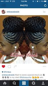 embrace braids hairstyles obsessed with braided twisted mohawks lipstick alley