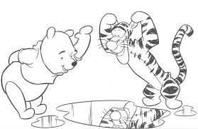 yoarra u0027s pooh coloring pages