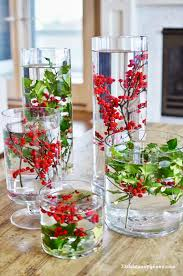 simple christmas table decorations easy diy christmas decorations aitken real estate