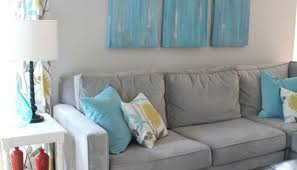 turquoise and grey living room ecoexperienciaselsalvador com
