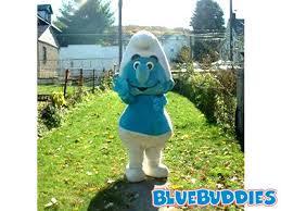 Smurf Halloween Costume Smurf Halloween Costumes Grouchy Smurf Mask Happy Smurf Costume