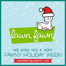 the lawn fawn we wish you a fawny week day 2