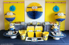 minion birthday party ideas minions birthday party ideas munchkins