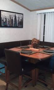 dining table booth style gallery dining