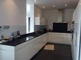 meuble de cuisine noir laqué cuisine laquee 2017 et meuble de cuisine noir laqua luxury des