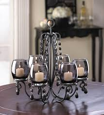 Candles Home Decor Midnight Elegance Candle Chandelier Wholesale At Koehler Home Decor