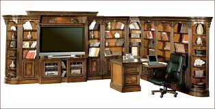 Library Bookcase With Glass Doors by House 32