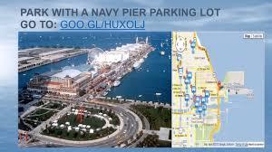 navy pier map navy pier parking discount