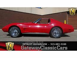 1976 chevrolet corvette for sale on classiccars com 34 available