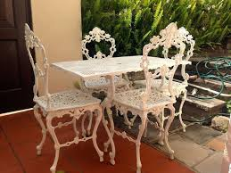 Aluminium Bistro Table And Chairs 70 Best Garden Furniture Images On Pinterest Garden Furniture