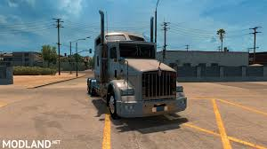 kenworth peterbilt kenworth t800 1 6 x mod for american truck simulator ats