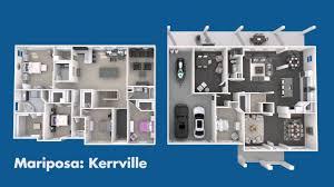 Florida Homes Floor Plans The Kerrville Floor Plan Florida Meritage Homes Youtube