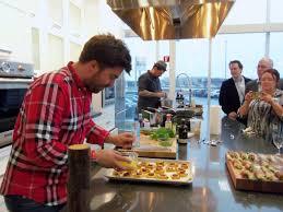 marcotte cuisine les finalistes se sont régalés avec ses bonnes bouchées cuisinées