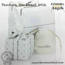 pandora ornament gwp 2016 charms addict