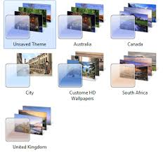 windows 7 desktop themes united kingdom how to find and use hidden windows 7 themes