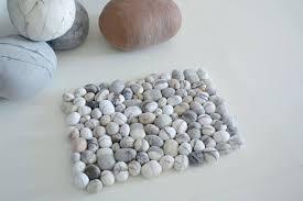 pebble rug felt stone rug pebble rug stone rug rock rugs wool