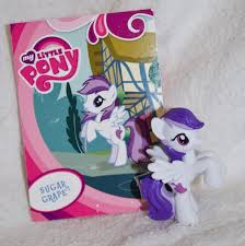 My Little Pony Blind Packs Blind Bags Wave 1 Magenta Foil Bags My Little Pony Madness