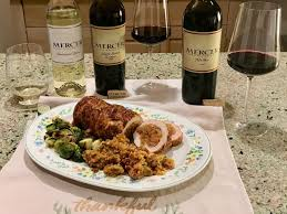 celebrating thanksgiving and mercer wine estates winepw pull