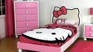 bedroom hello kitty cars for kids bedroom design silk pillowcase