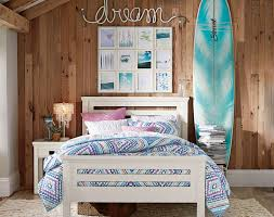 teenage bedroom ideas surf inspired room pbteen