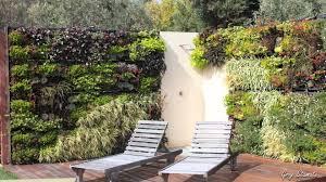 wall gardens creative ideas for urban outdoor spaces youtube
