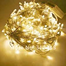 white lights clearance decor