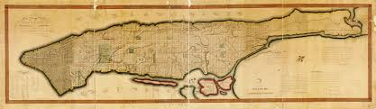 Map Manhattan File William Bridges Map Of Manhattan 1811 001 Jpg