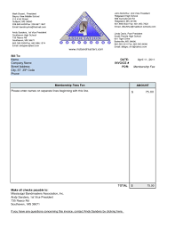business invoice templates personal invoice template business
