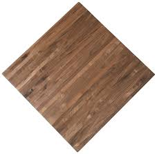 walnut butcher block chocolate