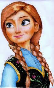 princess anna frozen amandabloom deviantart