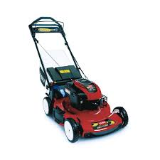 gas u0026 self propelled lawn mowers at ace hardware