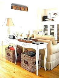 coffee table with baskets under baskets under coffee table peekapp co
