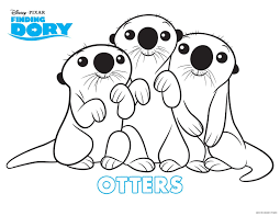 happywithprintables finding dory coloring pages