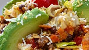spicy dorito taco salad recipe allrecipes com