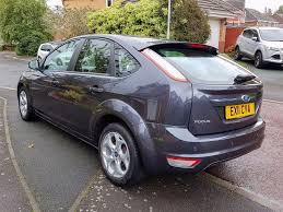 ford focus sport 1 6 tdci 5dr manual 110 bhp in widnes