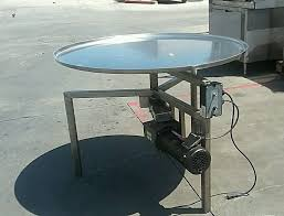 accumulation table for sale 42in accumulation table l 297997 for sale used