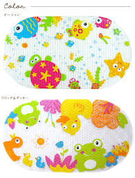 Anti Slip Mat For Bathtub I Love Baby Rakuten Global Market Cute Sucker With Non Slip