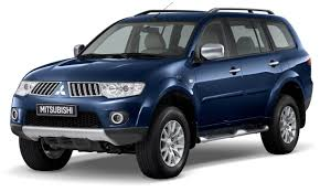 2009 mitsubishi pajero sport new image gallery and details