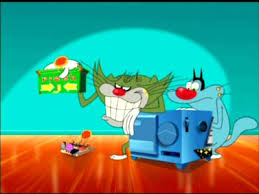 oggy cockroaches cartoon network box office india